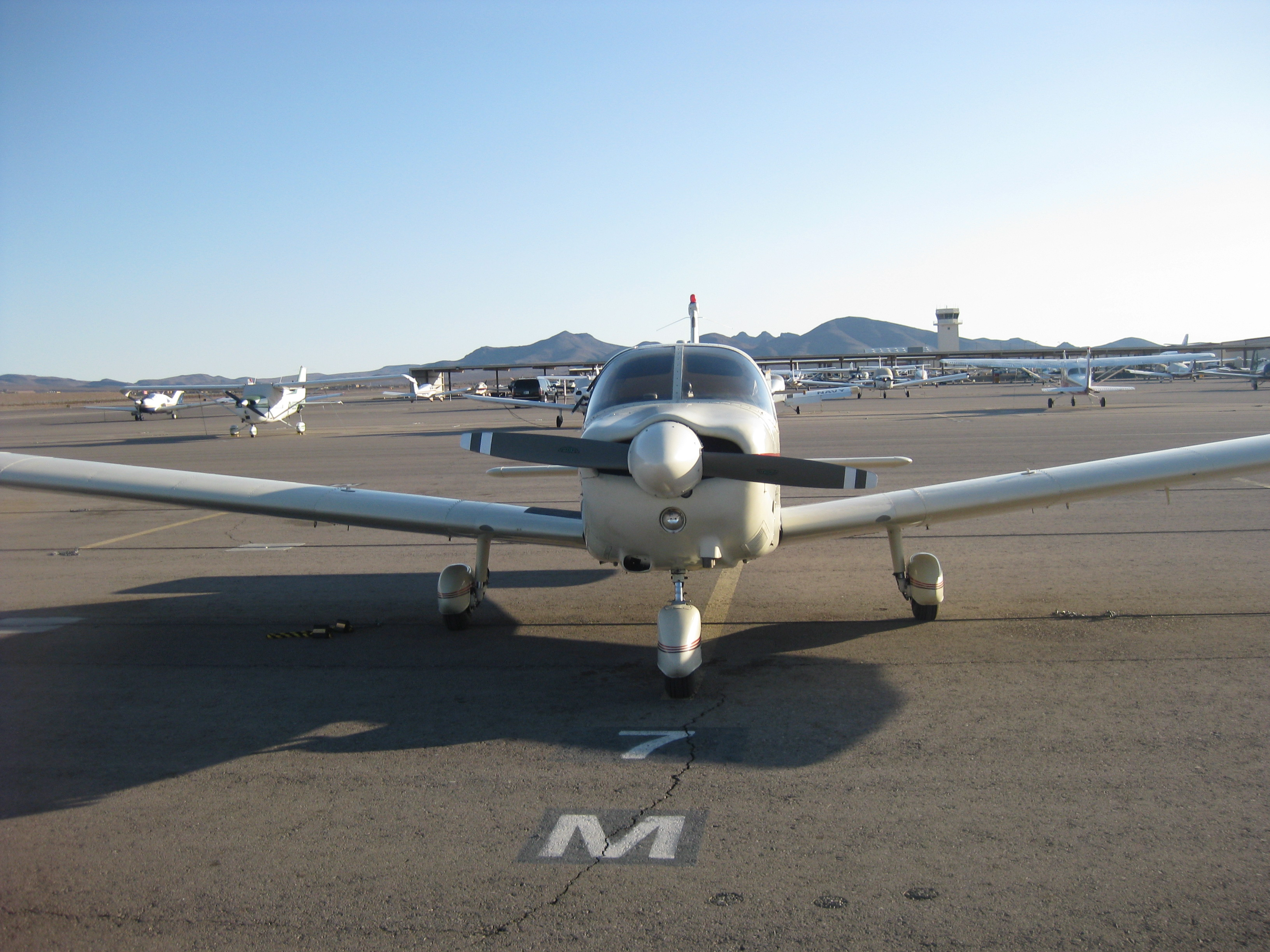 N55167 - Piper Archer ($125/hr Wet)