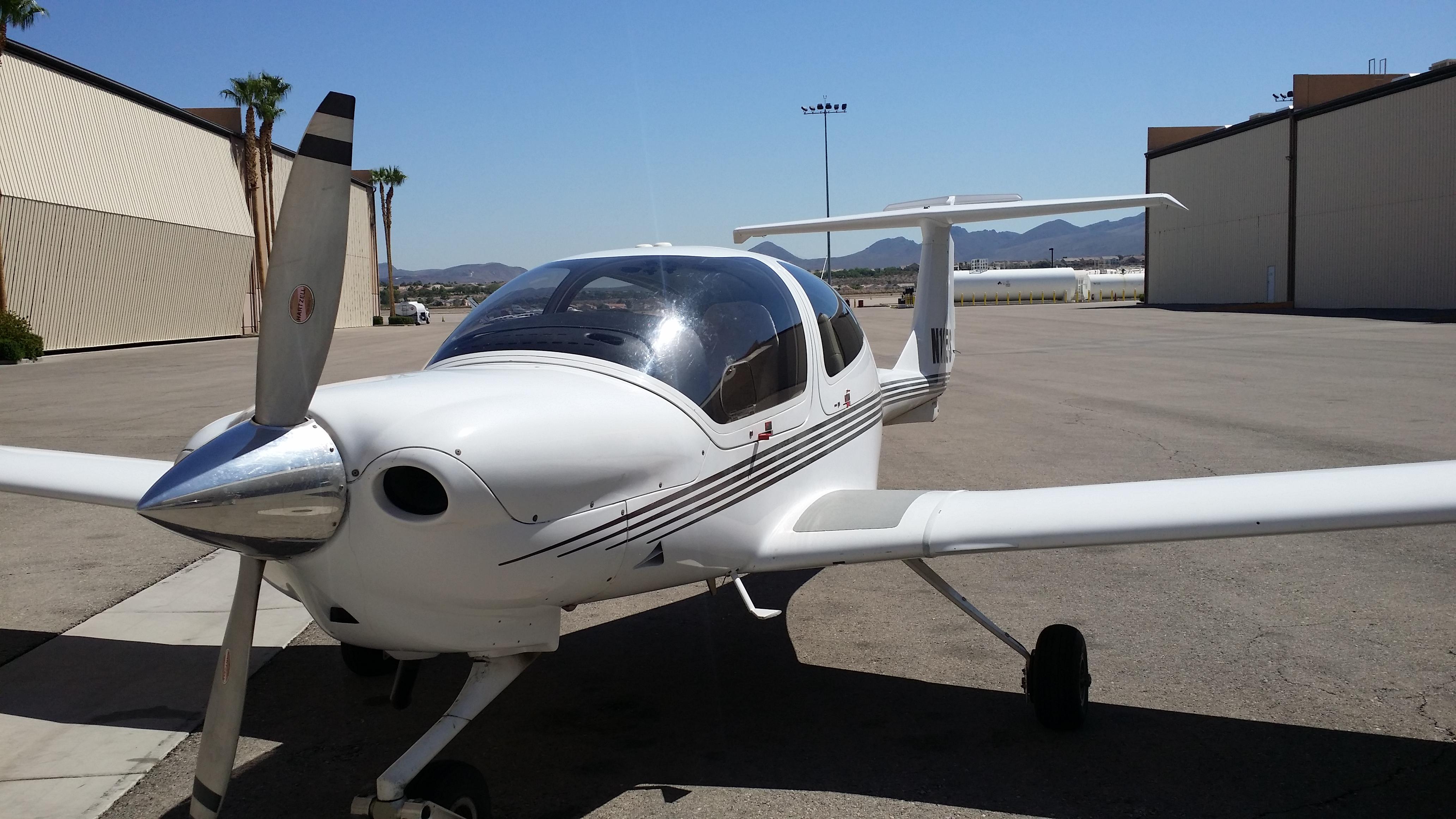 Desert Flying Club Aircraft Rental Las Vegas - Aircraft Fleet
