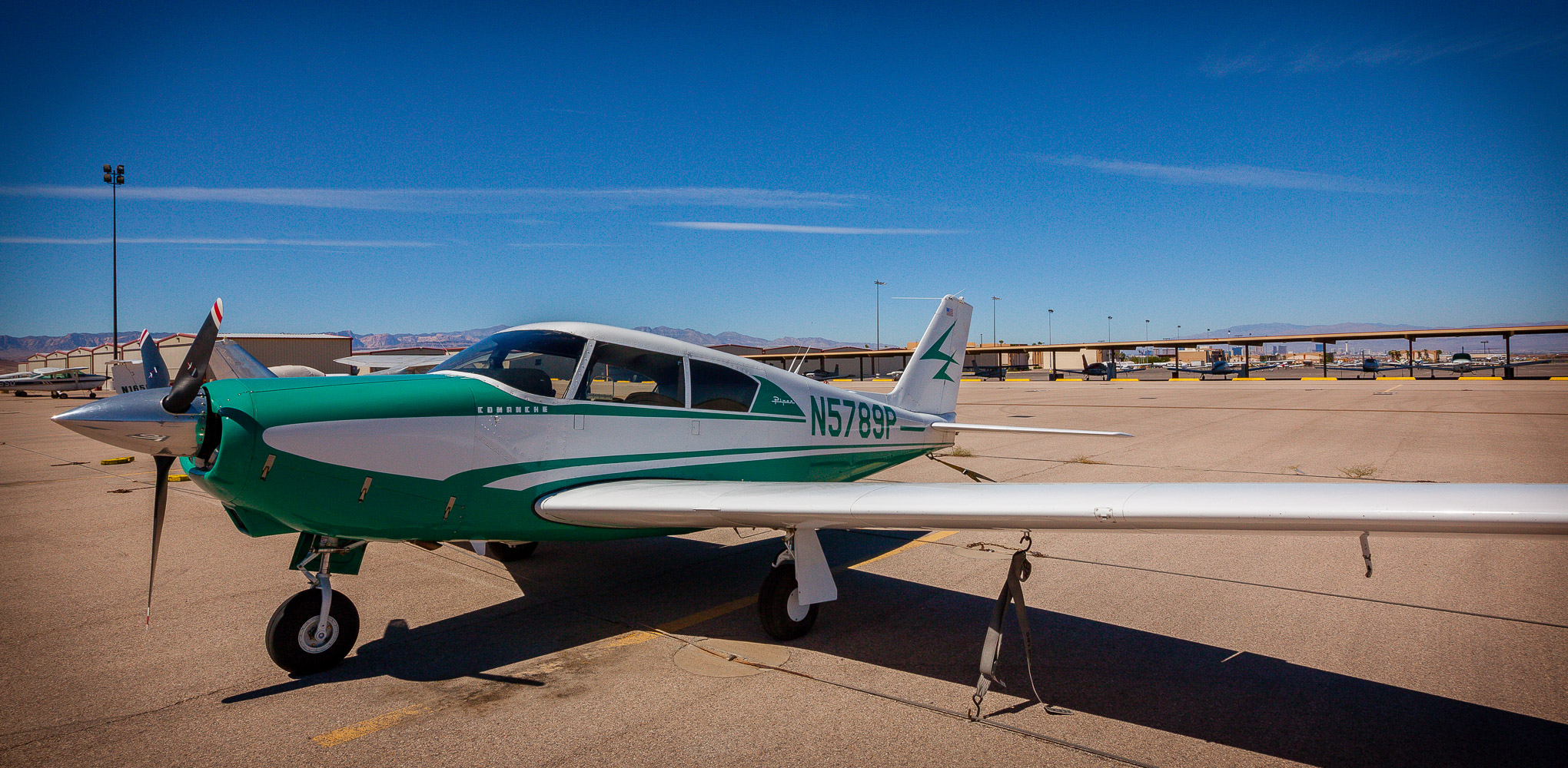 Desert Flying Club Aircraft Rental Las Vegas - Aircraft