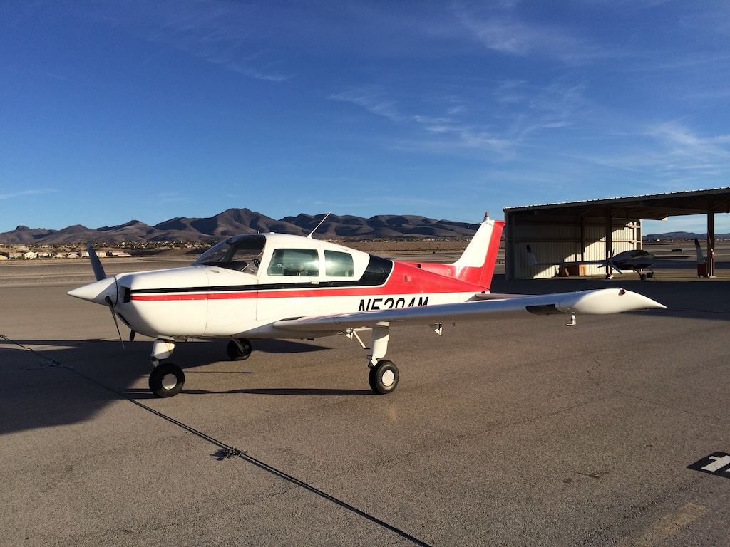 Desert Flying Club Aircraft Rental Las Vegas - Aircraft